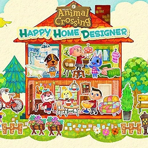 animal crossing: happy home designer - 3ds [digital code]
