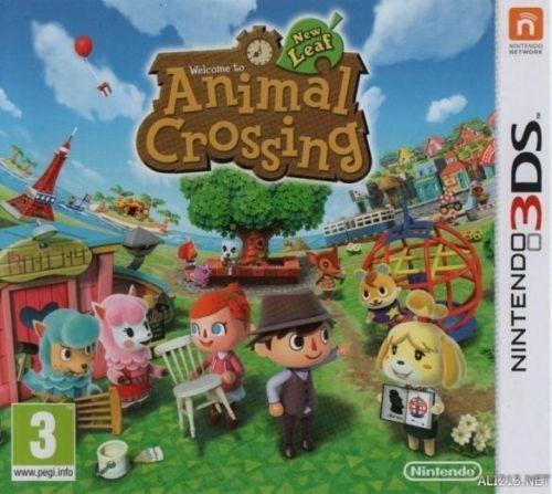 Animal Crossing Nuevo Juego Completo De Hoja Descarga 181 990 En
