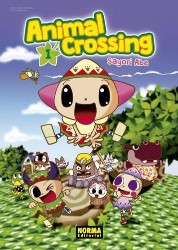 animal crossing - tomos varios - sayori abe - norma