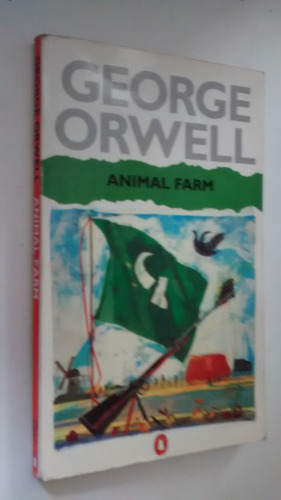 animal farm. george orwell. penguin.
