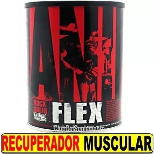 animal flex universal regenerador n° 1 de las articulaciones