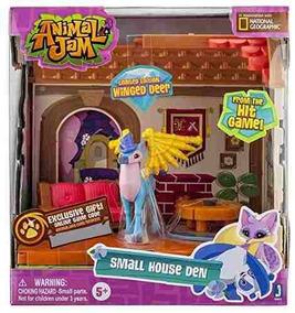 Animal Jam Casa Y Den Original Small Figura House dtshrQxC