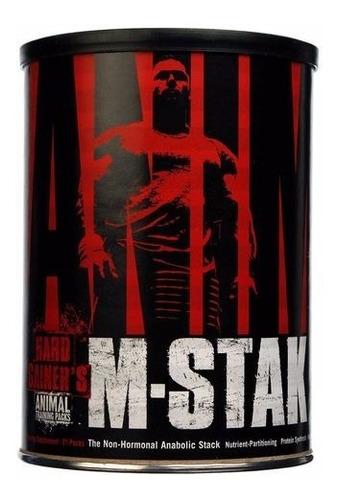 animal m-stak 21 packs universal nutrition