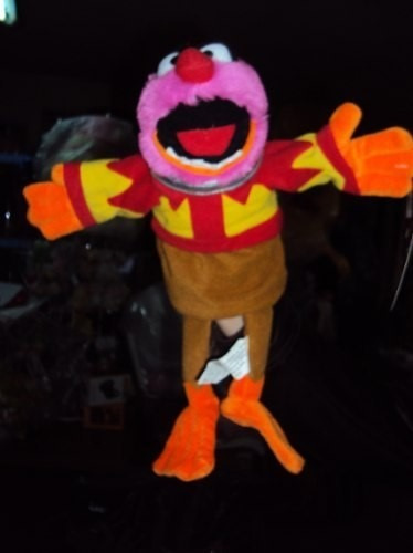 animal muppets titere     $590.00