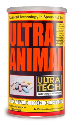 animal pak ultra tech 44 packs suplemento para entrenamientos intensos envios a todo el pais