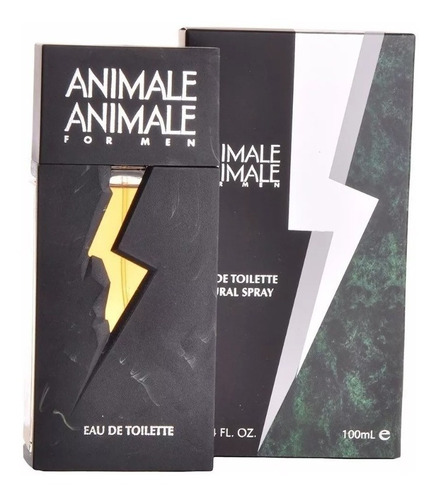 animale animale 100ml masculino | original + amostra