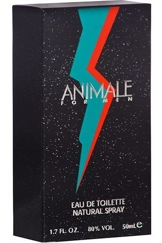 animale for men eau de toilette masculino 100ml - original
