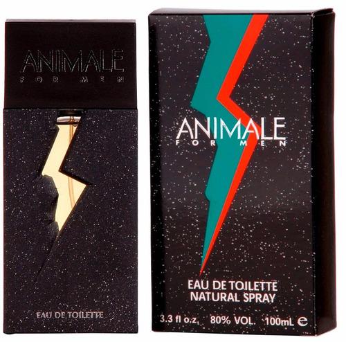 animale parlux 100ml para hombre original perfume xpress