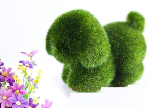 animales de grass artificial jardin decoración oferta