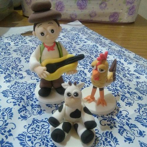 animales de las canciones de la granja de zenon
