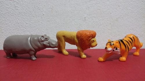animales huevo kinder 5 figuras