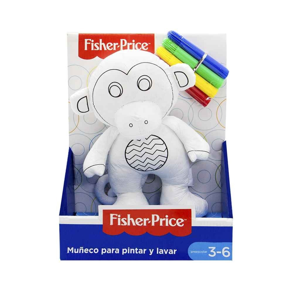 Animales Para Colorear Original Fisher Price - $ 400,00 en Mercado Libre