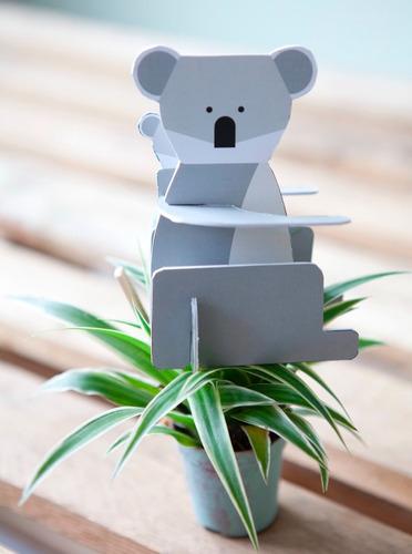 animales salvajes armables decorativos diseño design nuevo