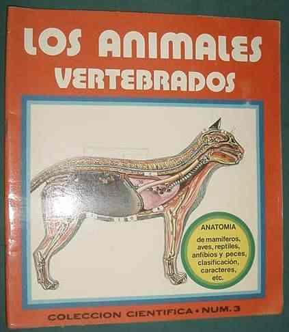 animales vertebrados españa biblos jesus herrero 1976