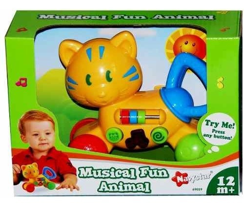 animalitos navystar 69059 musical lionels