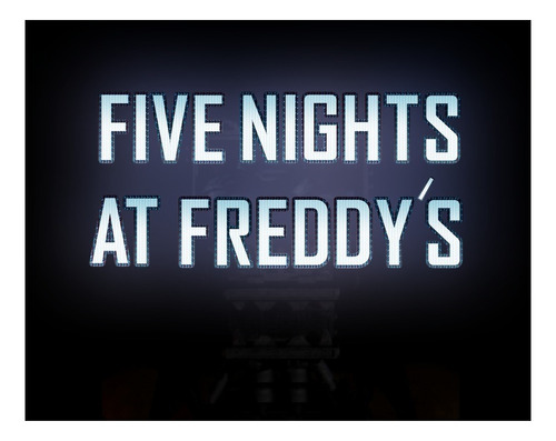 animatronic five nights at freddy's set x 6 personajes nuevo