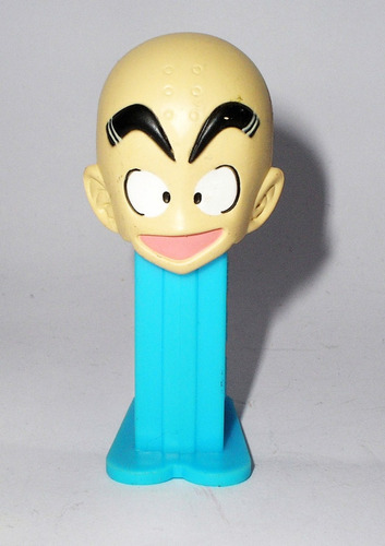 anime dragon ball figura krillin dulcito pez