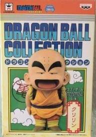 anime dragon ball z colección krilin modelo:dragon ball041k