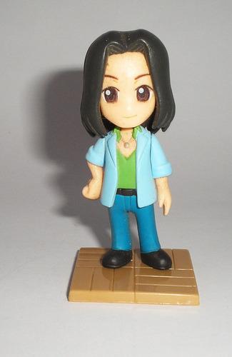 anime evangelion chibi figura shigeru aoba juguete