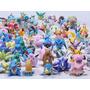 Lote De 24 Figuras De Pokémon, Al Azar, Miden De 2 A 3 Cms