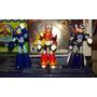 Megaman Lote 3 De Figuras Accion En Un Pack