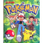 Barajitas Álbum Pokémon Primera Generación Nintendo 1999
