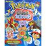 Barajitas Álbum Pokémon Gold & Silver Nintendo 2000