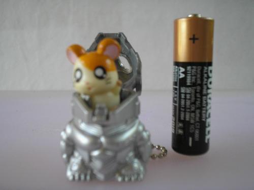 anime hamtaro juguete serie tv hamster