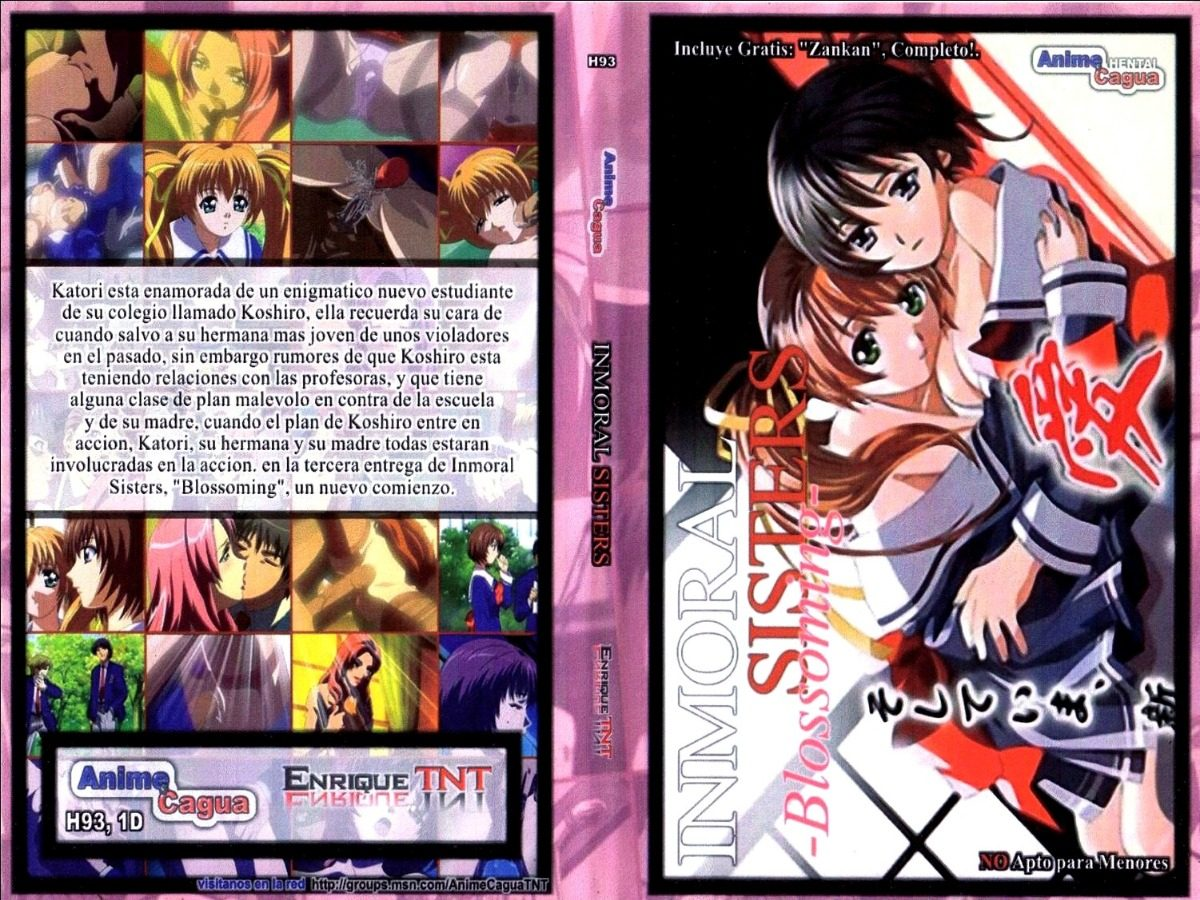 Amine hentai dvd