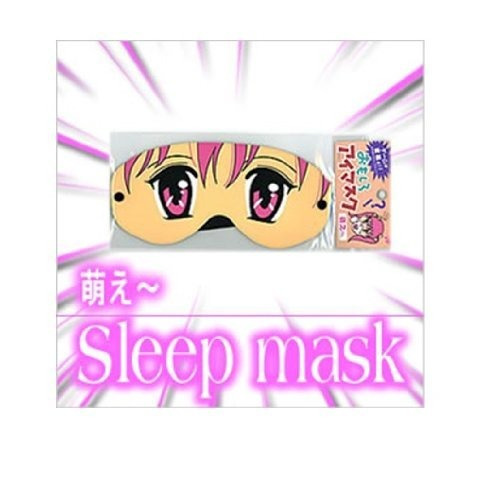 anime japonés divertido me moe máscara de ojos trajes cospl