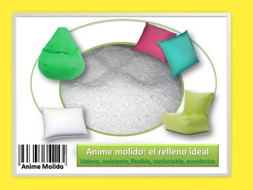 anime molido premium 1kg.  precio incluye iva