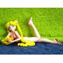 Navidad: Figura Sailor Moon Serena Tsukino En Traje De Baño