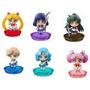 Sailor Moon Super S Petit Chara Nº2 - Sailor Scouts