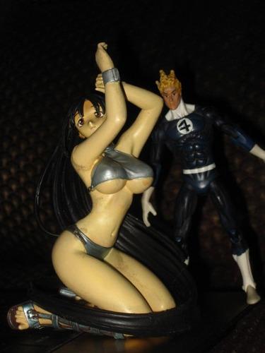 anime sexy bondage kanu unchou bome sonico sailor bandai