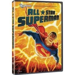 animeantof : dvd all star superman - dc dia padre niño madre