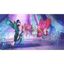 animeantof: dvd barbie hadas mariposas - navidad- dia niño