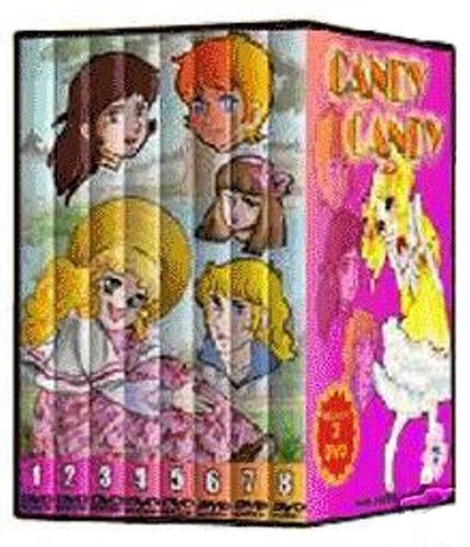 animeantof : dvd candy candy serie animada clasica completa