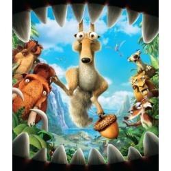 animeantof: dvd la era del hielo 3 - ice age dawn dinosaurs