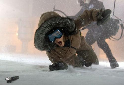animeantof:  dvd terror en la antartida - whiteout - accion