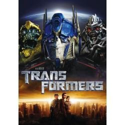 animeantof: dvd transformers pelicula 1 ed.1 disco original