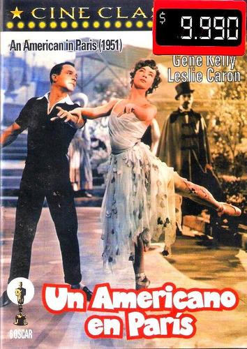 animeantof: dvd un americano en paris - gene kelly- l. caron