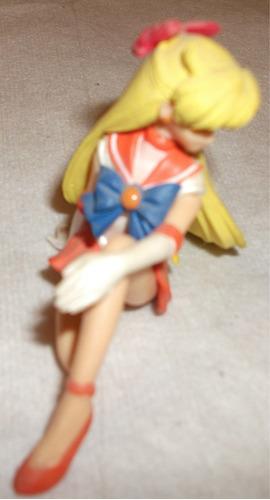 animeantof : figura sailor venus minako mina aino - plastico