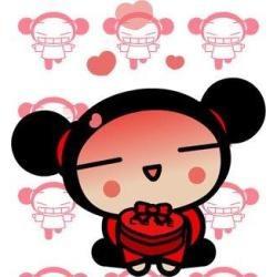 animeantof: pucca campanas de amor - dvd infantil original