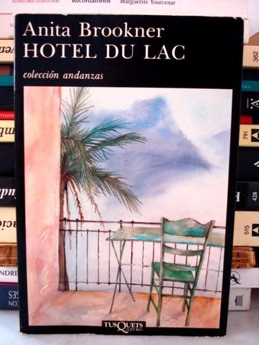 anita brookner, hotel du lac - l12