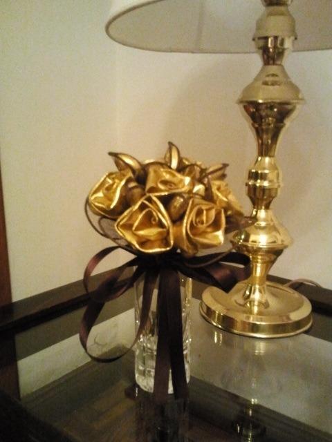Aniversario De Bodas De Oro Centros De Mesa Almendragifts 500