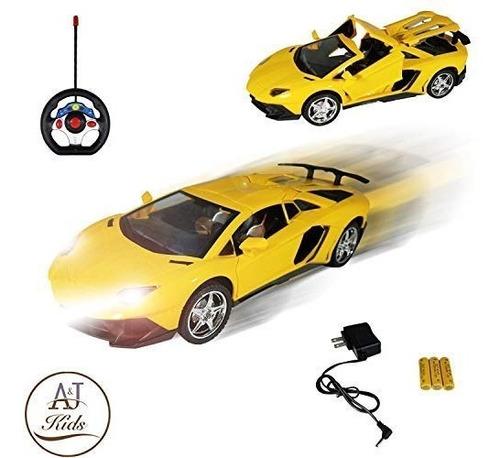 anj kids 118 supercar control remoto juguete para niños y ni