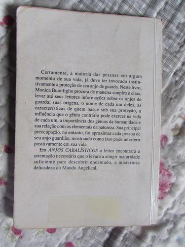 anjos cabalísticos - mônica bounfiglio