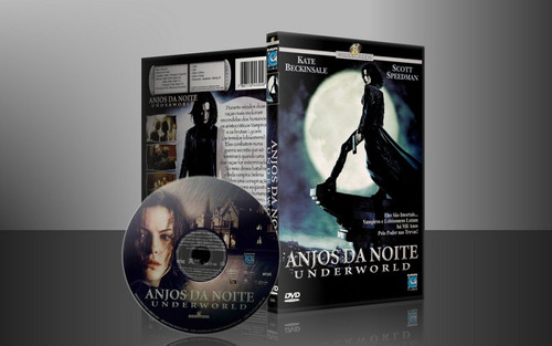 anjos da noite coleção completa