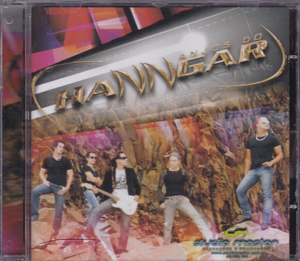 novo cd anjos do hanngar 2012