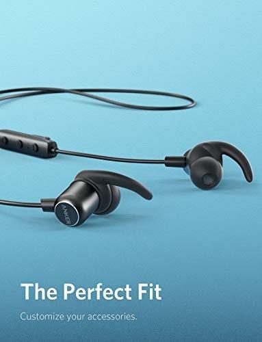 anker soundbuds slim+ auriculares inalámbricos bluetooth 4.
